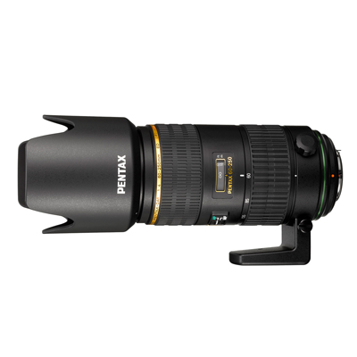 【Pentax 賓得士】SMC DA* 60-250mm F4 ED IF SDM(公司貨)