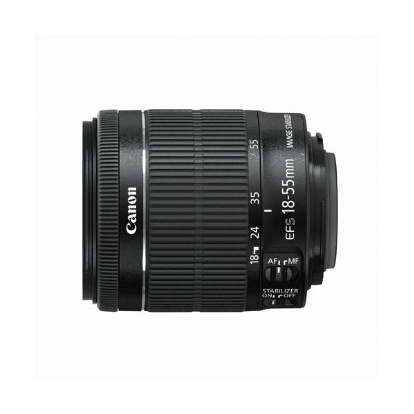【CANON 佳能】EF-S 18-55mm f/3.5-5.6 IS STM 標準變焦鏡頭