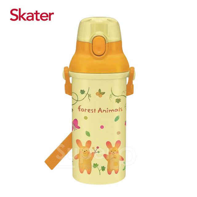 【Skater】直飲冷水壺 (480ml) Forest Animals