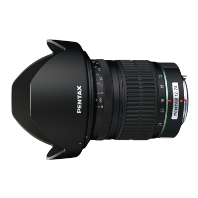 【Pentax 賓得士】 SMC DA12-24mmF4 ED AL IF(公司貨)