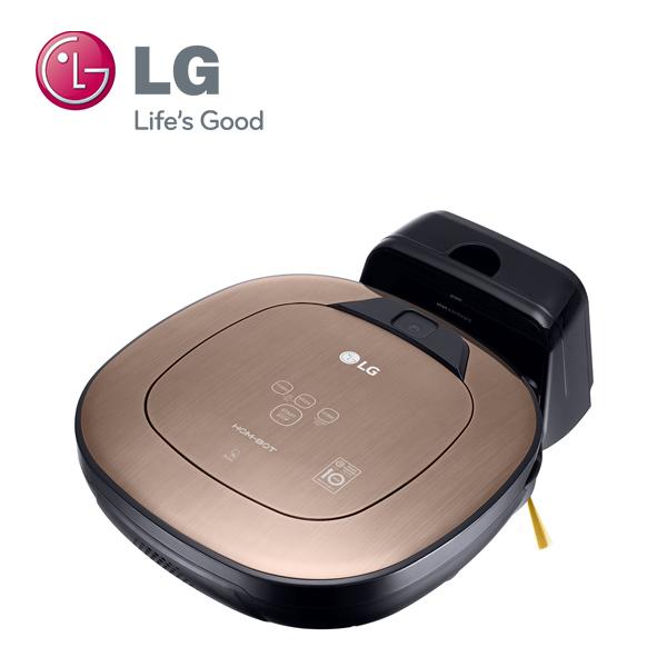 【福利品】LG樂金 VR66820VMNC (金) WIFI遠控小精靈 清潔機器人