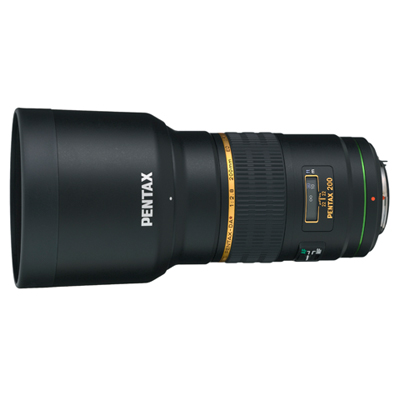 【Pentax 賓得士】SMC DA* 200mm F2.8 ED IF SDM(公司貨)