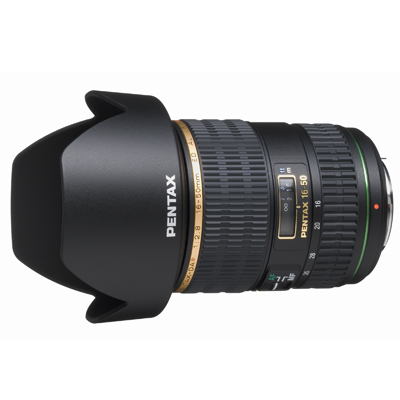 【Pentax 賓得士】SMC DA* 16-50mm F2.8 ED AL IF SDM(公司貨)