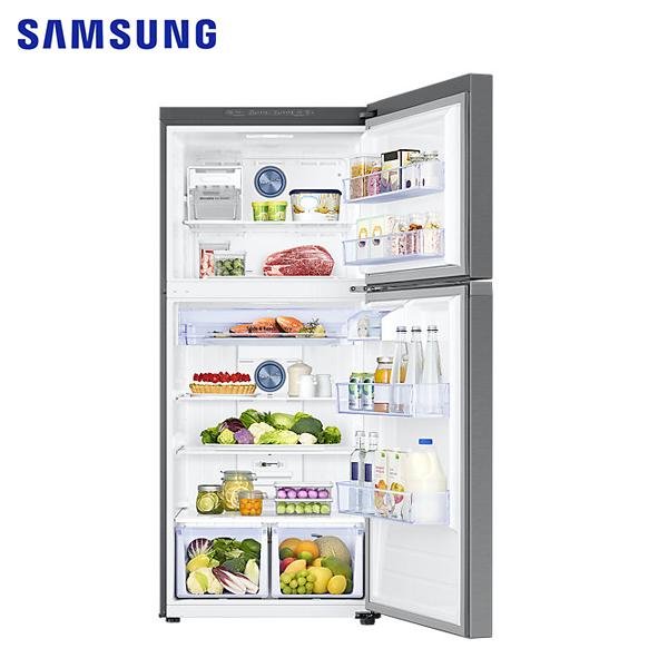 回函加碼送★【SAMSUNG 三星】500L 雙循環雙門冰箱 RT18M6219S9/TW