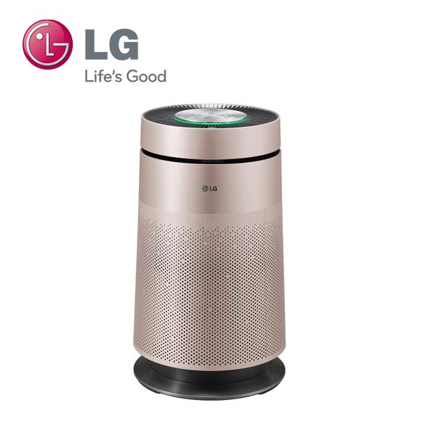 【開箱整新品】LG樂金 AS601DPT0 空氣清淨機 (金色)