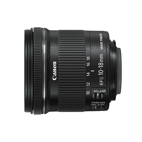 【CANON 佳能】EF-S 10-18mm f/4.5-5.6 IS STM 超廣角變焦鏡頭