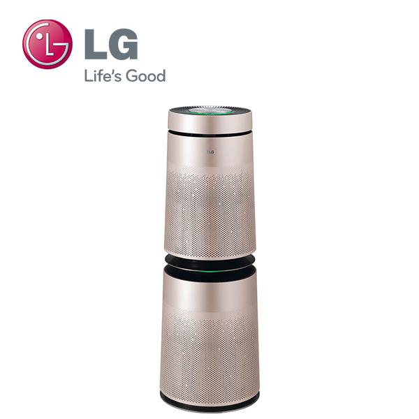 【開箱整新品】LG樂金 AS951DPT0 空氣清淨機 (金色)