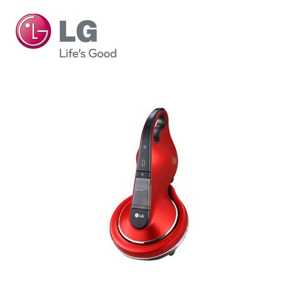 【福利品】LG樂金 VH9500DSW (紅色)寶護家 變頻抗敏除螨機