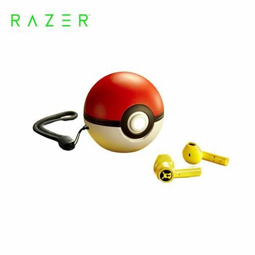 雷蛇Razer Pikachu 皮卡丘限定款 真 無線電競耳機麥克風