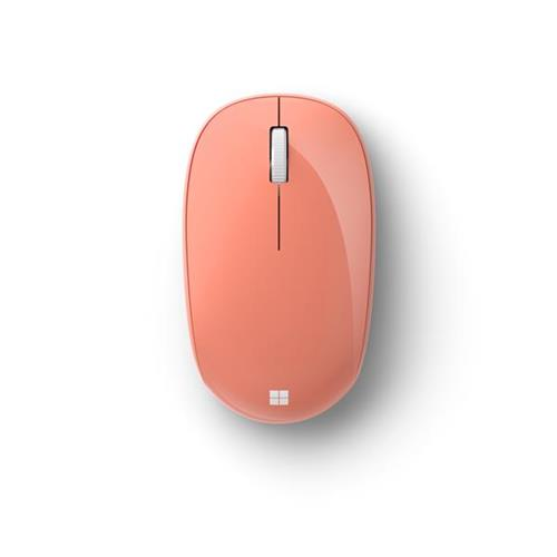 微軟 精巧藍牙滑鼠(蜜桃粉)