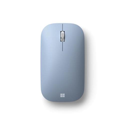 微軟 時尚行動滑鼠(粉彩藍)