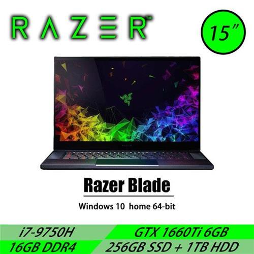 【福利品】雷蛇Razer Blade RZ09-03009T97-R3T1 15.6吋 電競筆記型電腦