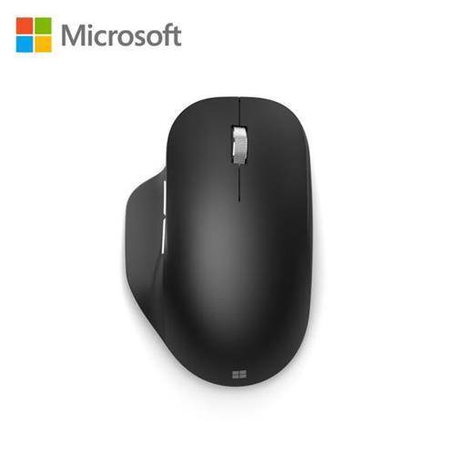 微軟 藍牙人體工學滑鼠(霧光黑)