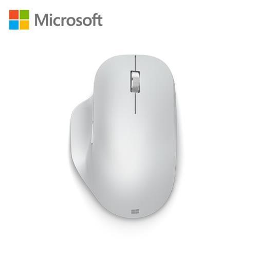 微軟 藍牙人體工學滑鼠(月光灰)
