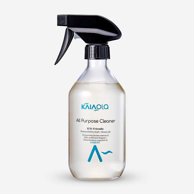 【KaiaOla耕樂】 恬靜森林全效清潔劑500ml/瓶