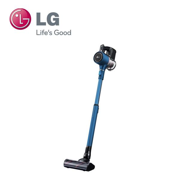 【福利品】LG樂金 A9PBED (藍) 直立式手持無線吸塵器