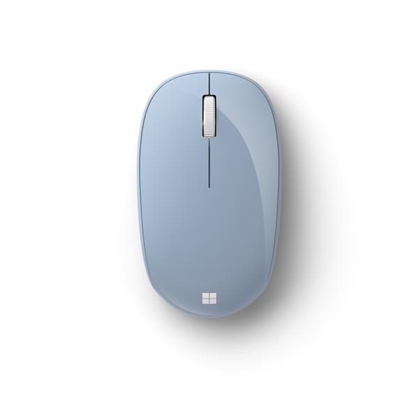 微軟 精巧藍牙滑鼠(粉彩藍)