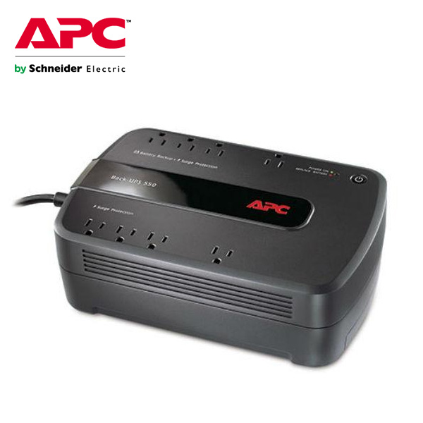 【APC 施耐德】APC 550VA 離線式Off-Line UPS(BE550G-TW Back-UPS)