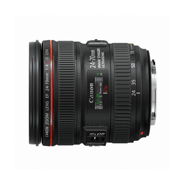 【CANON 佳能】EF 24-70mm f/4L IS USM 標準變焦鏡頭